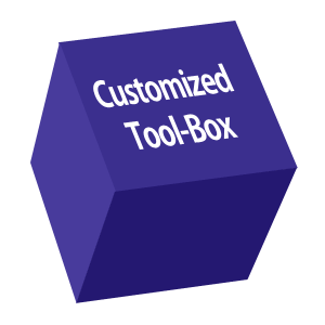 Customized tool box