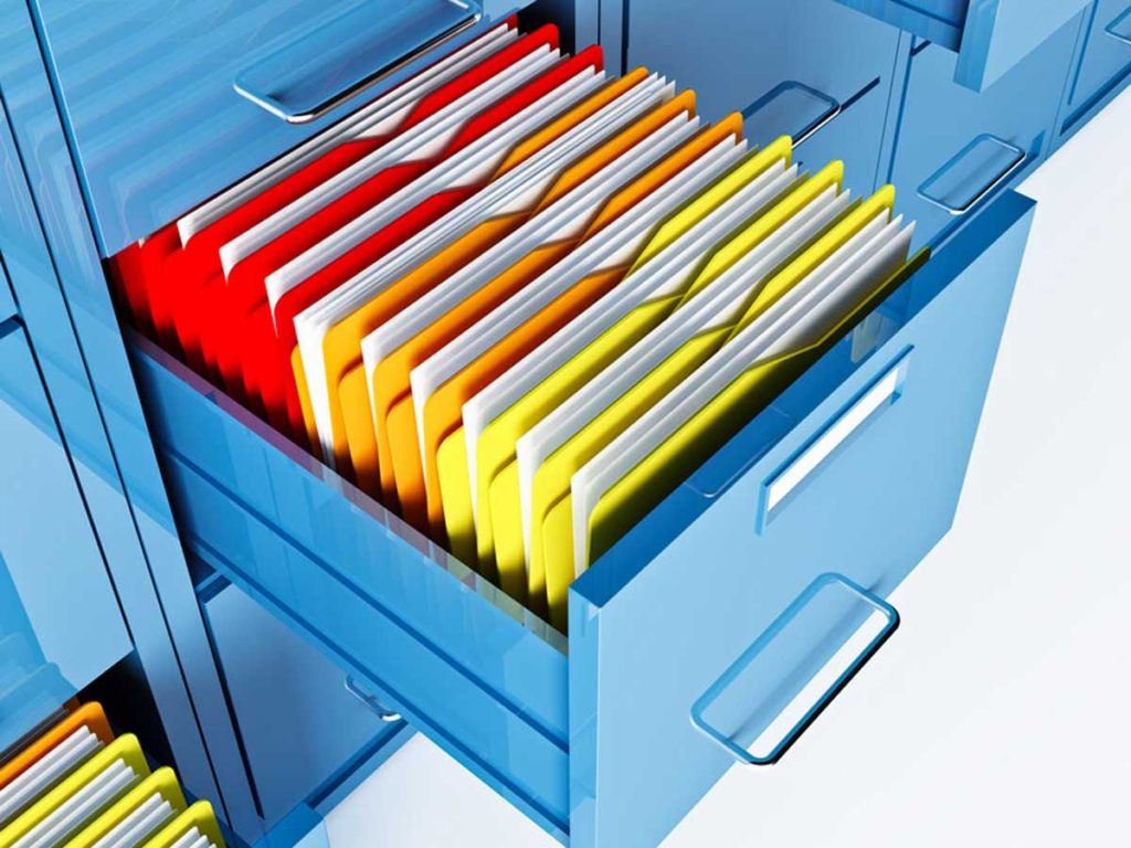 Paper and Digital File Management System